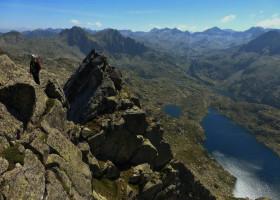 Curso de iniciación a la ascensión de crestas