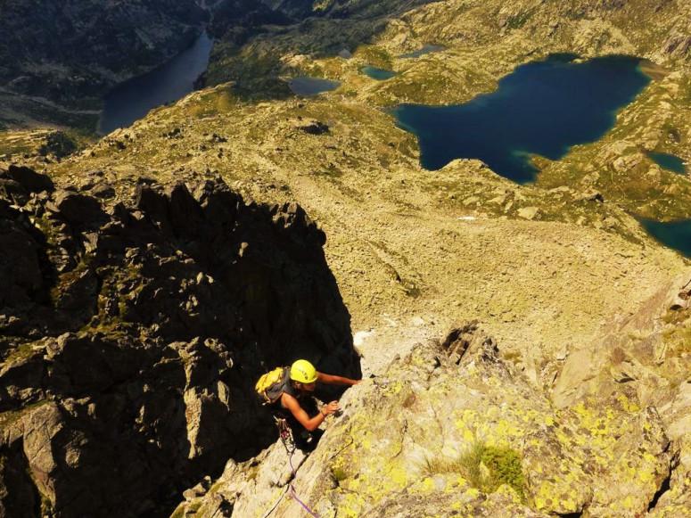 Crestas Pirineo Catalán