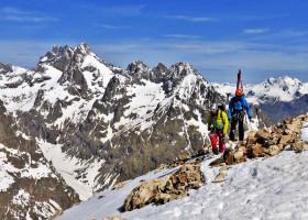 Ecrins Alpes