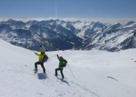 esqui de montaña vall de boi